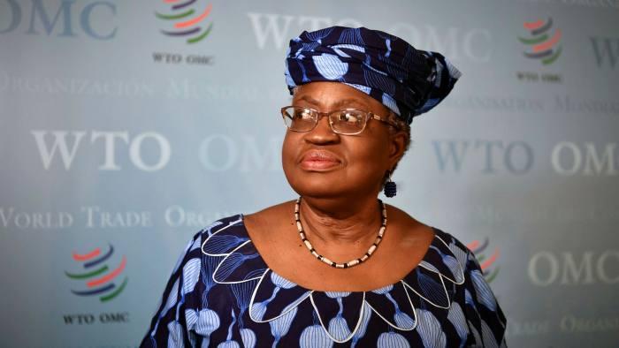 Ngozi Okonjo-Iweala © AFP via Getty Images